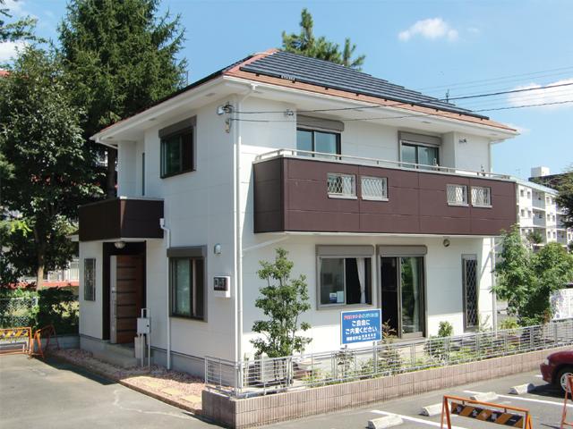 神奈川の工務店_森材木店の住宅施工画像