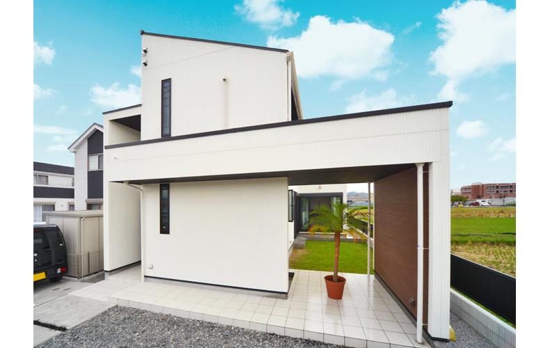 神奈川の工務店_マイトレジャーの住宅施工画像