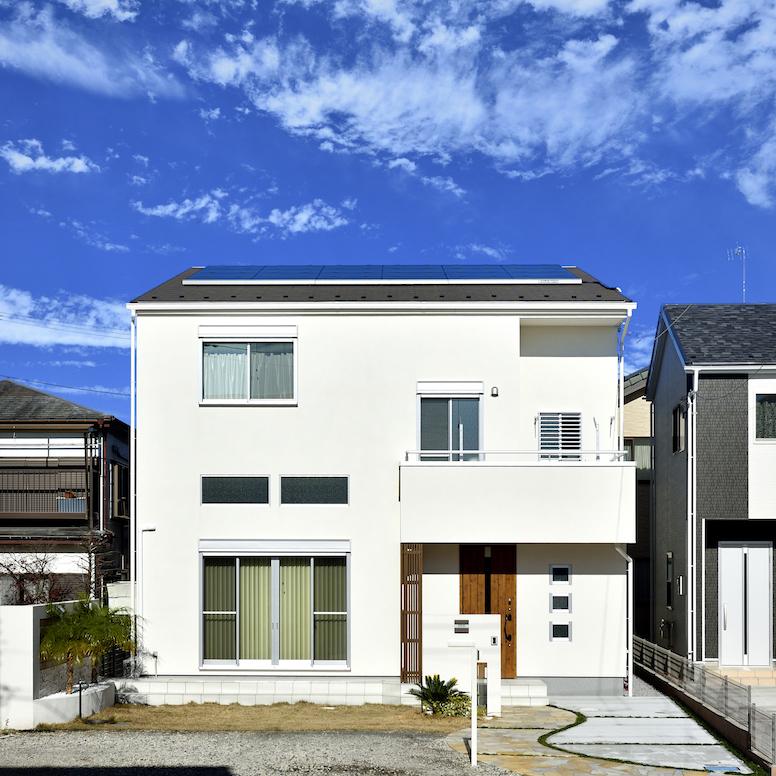 神奈川の工務店_根建工務店の住宅施工画像