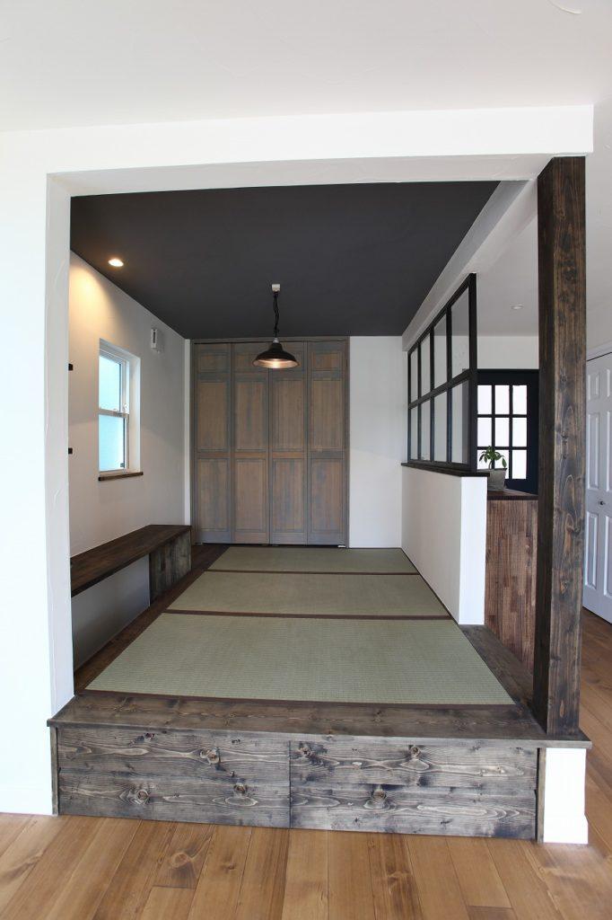 神奈川の工務店_レイクラフトの住宅施工画像