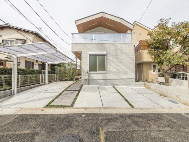神奈川の工務店_タイセーハウジングの住宅施工画像